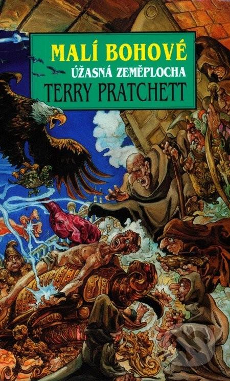 Terry Pratchett - Malí bohové