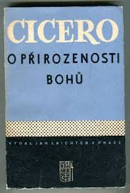 O přirozenosti bohů - Cicero