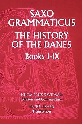 Saxo Grammaticus: The History of The Danes (česky vyšla jen část – příběh o Amletovi