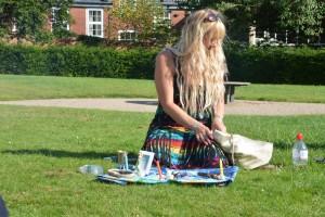 Faery Elemental Magic - Flavia Kate Peters